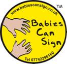 Babies Can Sign logo