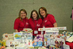 Photo of the Baby Fair Raffle